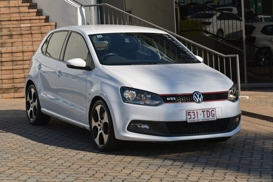 2012 MY13 Volkswagen Polo 6R MY13 GTI Hatch