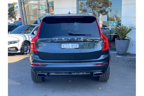 2018 Volvo XC90 L Series MY18 T6 Geartronic AWD R-Design Suv Image 5