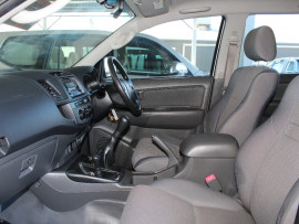 2012 Toyota HiLux KUN26R  SR Utility - extended cab