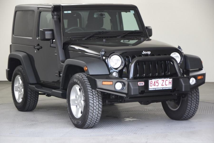 2015 MY16 Jeep Wrangler JK MY2016 Sport Softtop