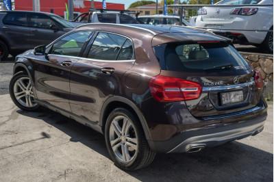 2015 Mercedes-Benz Gla-class X156 GLA200 CDI Wagon Image 4