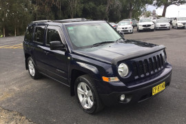Jeep Patriot Limited MK MY15