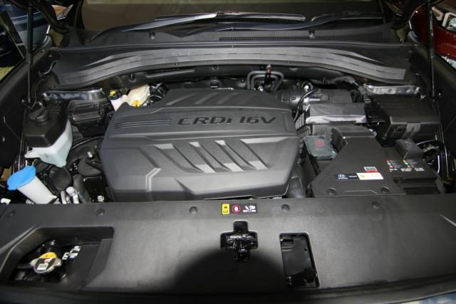 2018 MY19 Hyundai Santa Fe TM Elite Suv