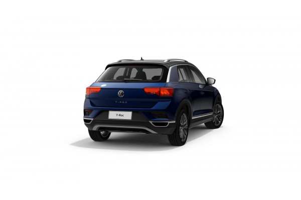 2020 MY21 Volkswagen T-Roc A1 110TSI Style Suv Image 5