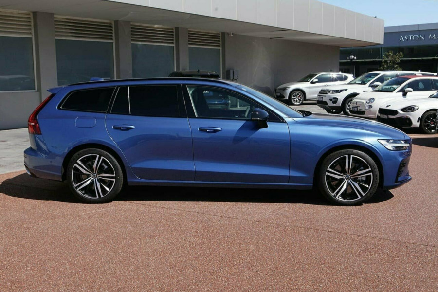 2019 MY20 Volvo V60 F-Series T8 R-Design Wagon