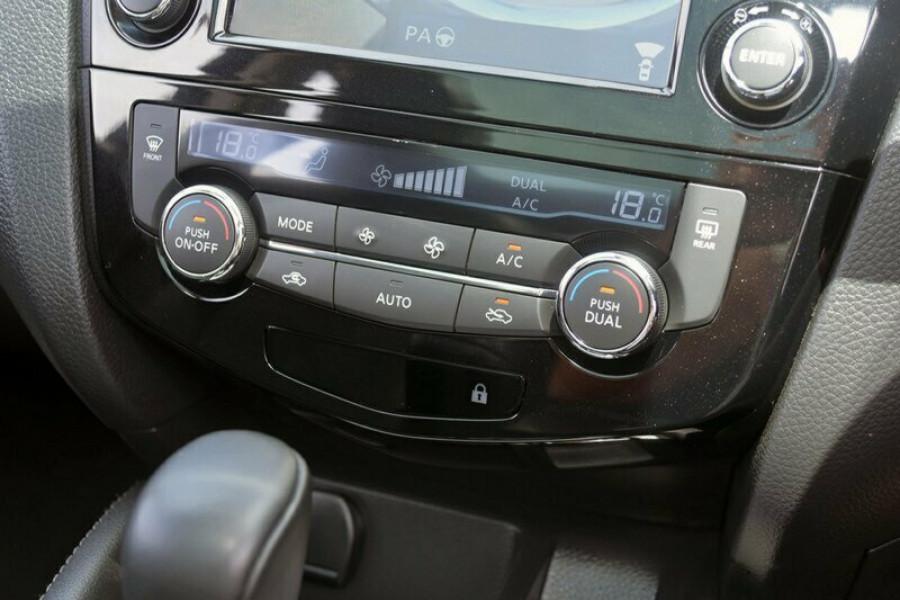 2014 Nissan QASHQAI J11 Ti Wagon