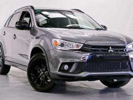 Mitsubishi ASX Black Edition XC