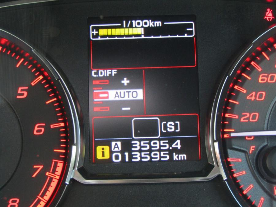 2016 Subaru WRX STI V1 STI Sedan Image 22