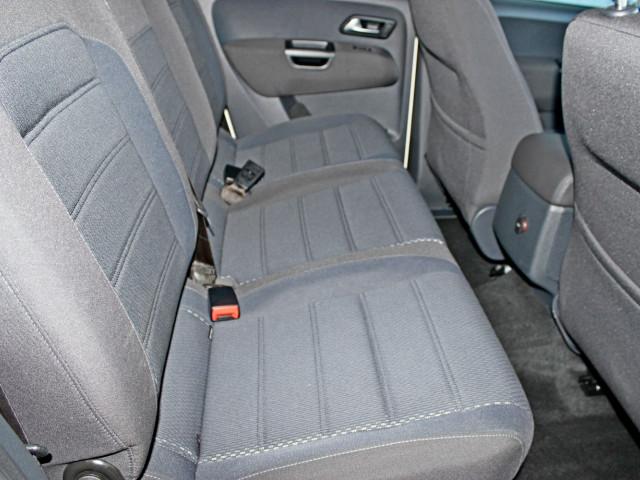 2016 MY17 Volkswagen Amarok 2H  TDI550 Highline TDI550 - Highline Utility - dual cab