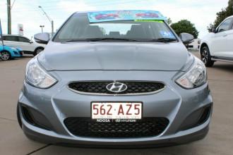 2018 Hyundai Accent RB6 MY18 Sport Sedan Image 3
