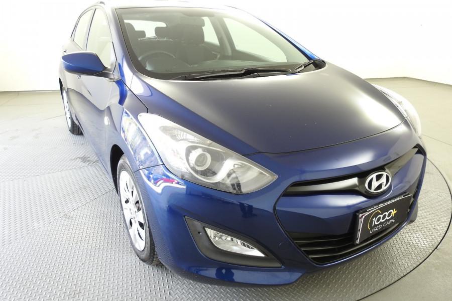 2013 Hyundai I30 GD Active Hatchback Image 10