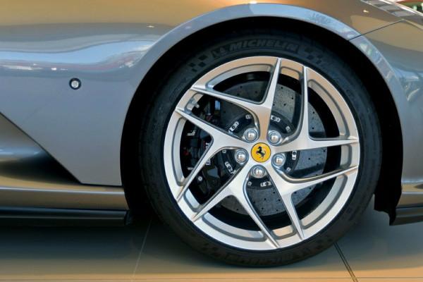 2017 Ferrari 812 Superfast F152M F152M Coupe