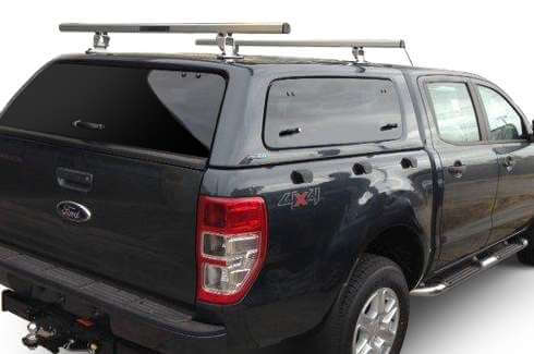 "<img src=""Carry bars Aeroklas - Self Supporting Roof Rack"