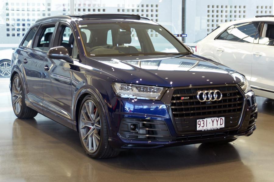 2019 Audi Q7 S 4.0L TDI V8 Quattro Tiptronic 320kW Suv Mobile Image 1