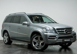 Mercedes-Benz GL450 CDI Luxury 7G-Tronic X164 MY11