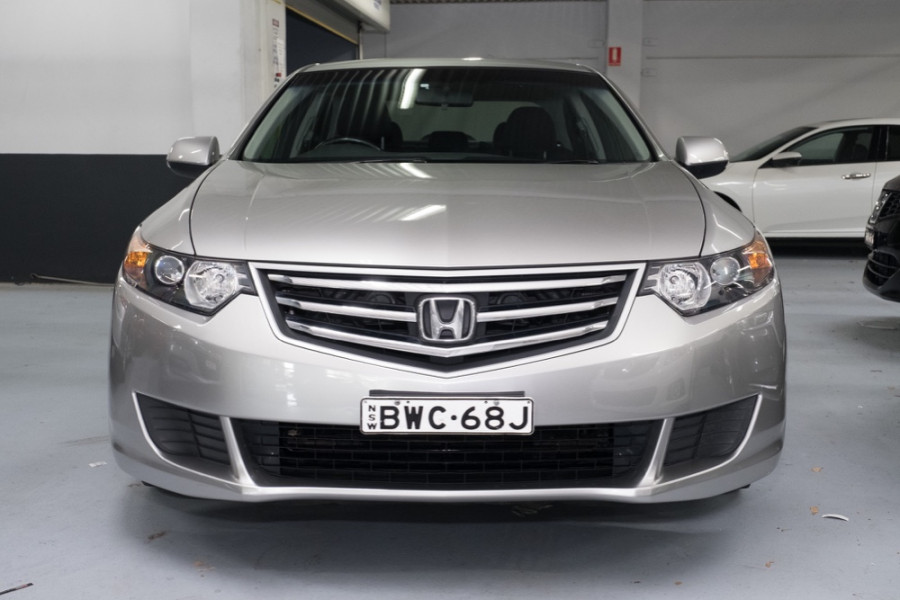 2011 Honda Accord Euro