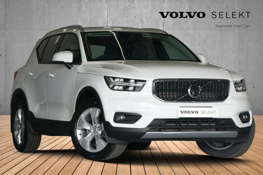 2020 Volvo Xc40 (No Series) MY20 T4 Momentum Suv Image 1