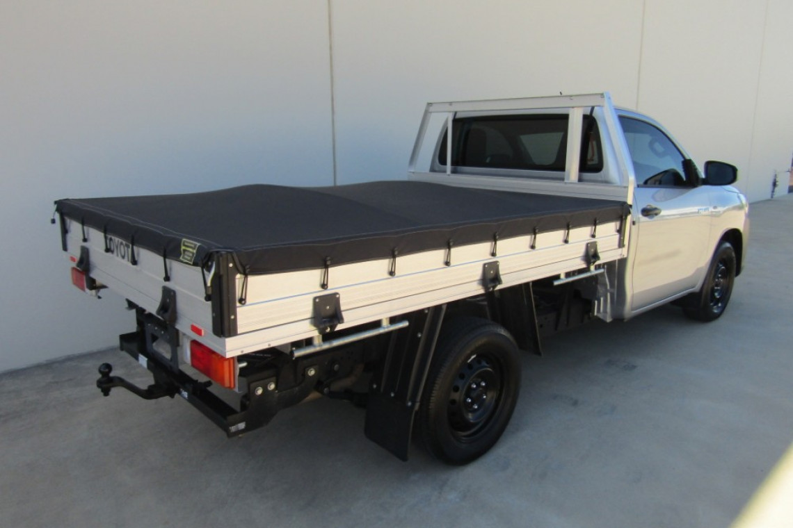 2018 Toyota HiLux TGN121R WORKMATE Cab chassis