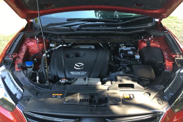 2015 Mazda Cx-5 KE1071 MY14 Maxx Suv Image 3