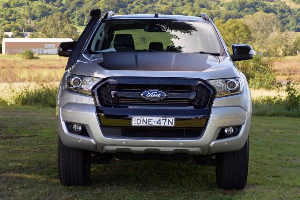 2017 Ford Ranger PX MkII FX4 Utility Image 3