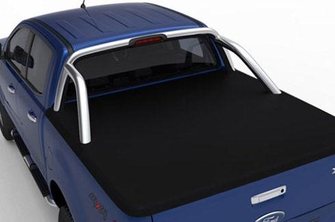 Tonneau Cover - Soft - Single Cab - with load rest- EGR