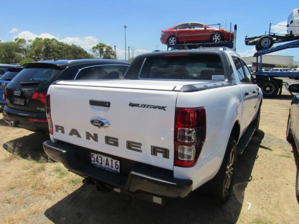 2020 Ford Ranger PX MKIII 2020.75MY WILDTRAK Utility