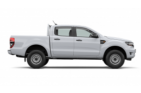 2021 MY21.25 Ford Ranger PX MkIII XL Double Cab Utility Image 3