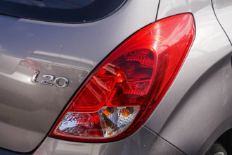 2014 Hyundai I20 PB MY15 Active Hatchback