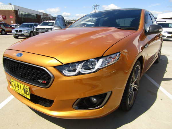 2015 Ford Falcon FG X XR8 Sedan Image 5