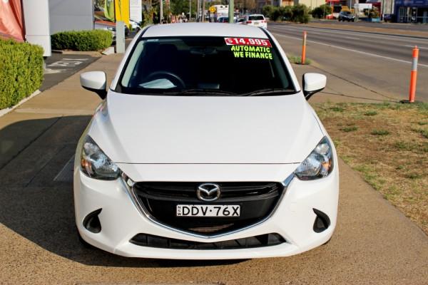 2016 Mazda Mazda2 DJ2HA6 Neo Hatchback Image 3