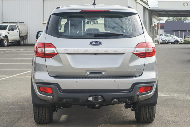 2017 MY18 Ford Everest UA Ambiente 4WD Suv