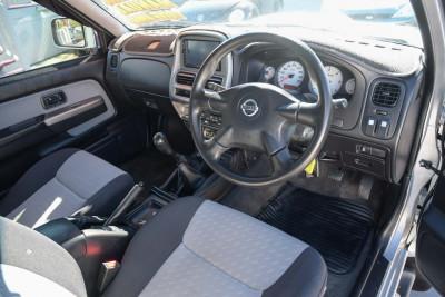 2009 Nissan Navara D22 MY09 ST-R Utility