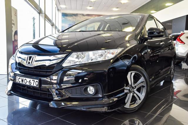 2014 Honda City GM VTi-L Sedan