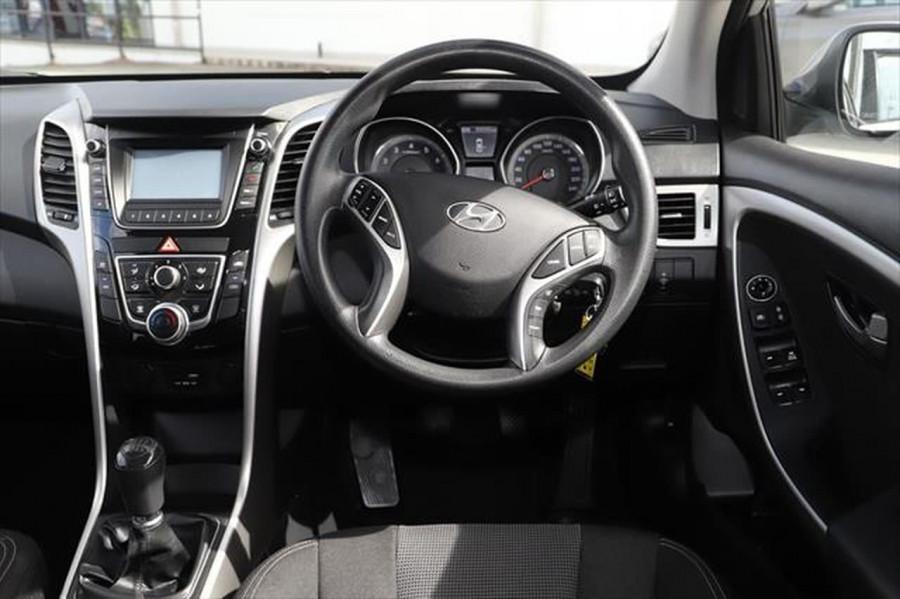 2015 Hyundai I30 GD3 Series II MY16 Active Hatchback Image 12