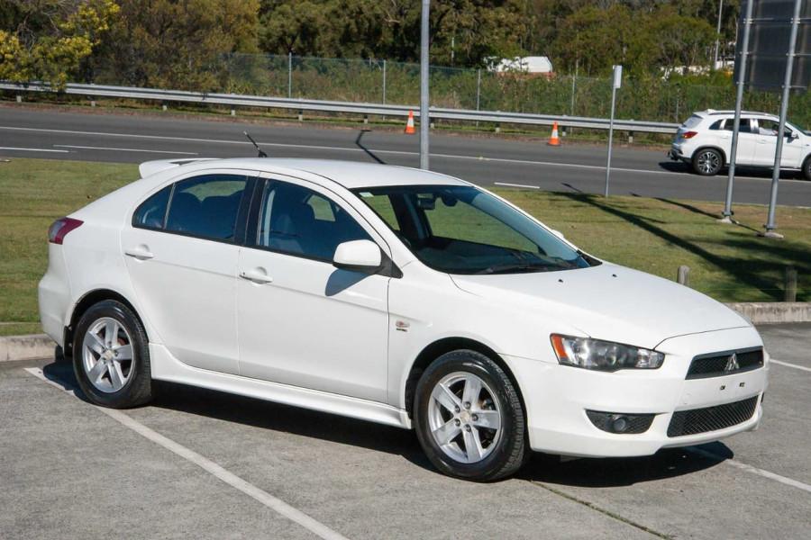 2009 Mitsubishi Lancer CJ MY10 VR Hatchback Image 5