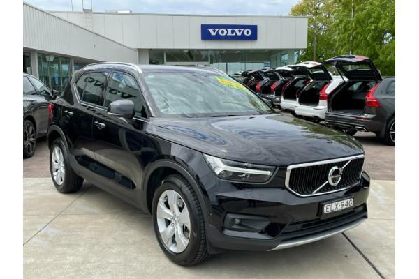 2018 MY19 Volvo XC40 536 MY19 T4 Momentum (FWD) Suv Image 3