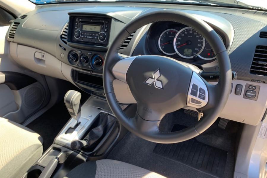 2013 Mitsubishi Triton MN GLX Ute