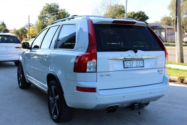 2014 Volvo XC90 (No Series) MY14 D5 R-Design Suv Image 4