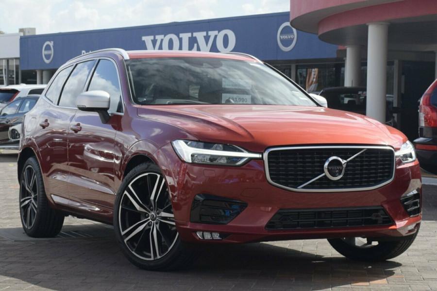 2017 MY18 Volvo XC60 UZ D5 R-Design Suv