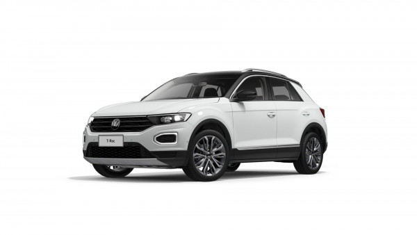 2020 MY21 Volkswagen T-Roc A1 110TSI Style Wagon
