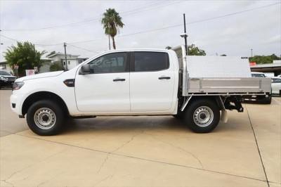 2017 Ford Ranger PX MkII XL Hi-Rider Cab chassis Image 2