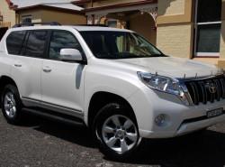 Toyota Landcruiser Prado Altitude KDJ150R