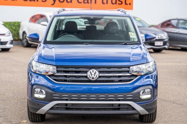 2020 Volkswagen T-Cross C1 85TSI Life Wagon Image 4