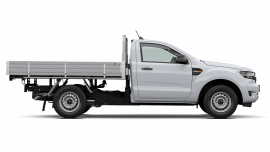 2020 MY21.25 Ford Ranger PX MkIII XL Low-Rider Single Cab Chassis Utility image 3