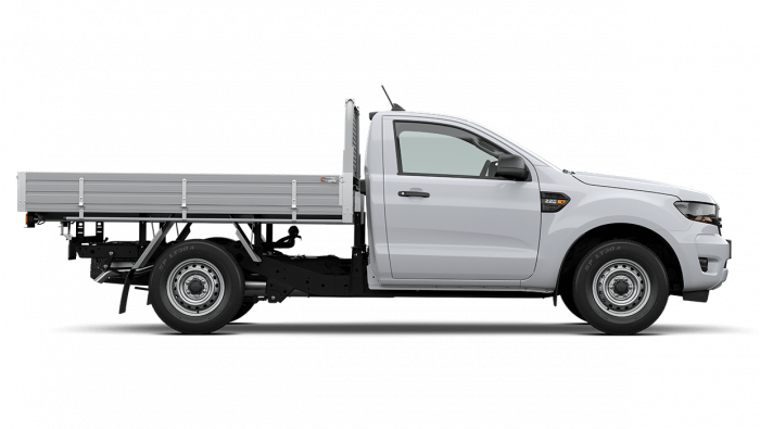 2020 MY20.75 Ford Ranger PX MkIII XL Low-Rider Single Cab Chassis Ute Image 3