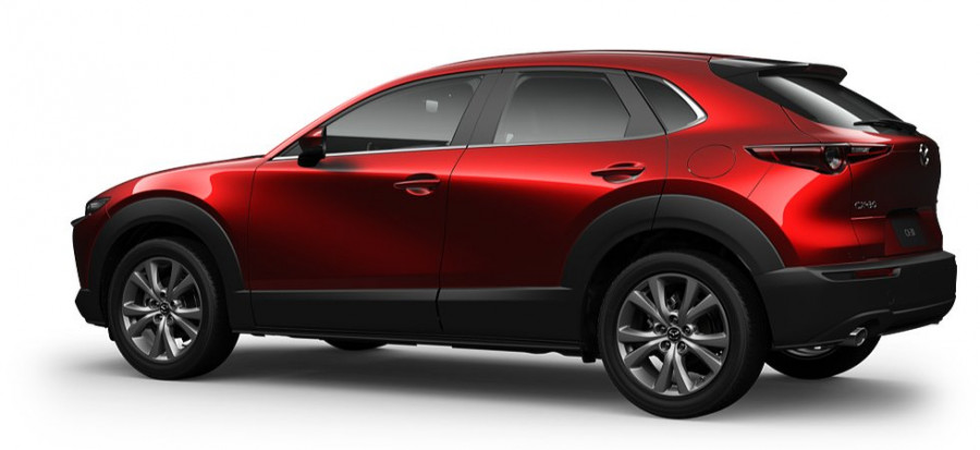 2020 Mazda CX-30 DM Series G20 Evolve Wagon Image 19