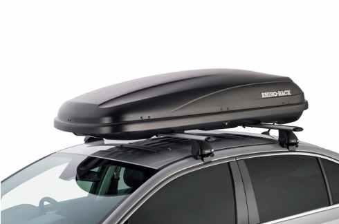 """<img src=""""Rhino-Rack luggage roof box - 410L Black"""