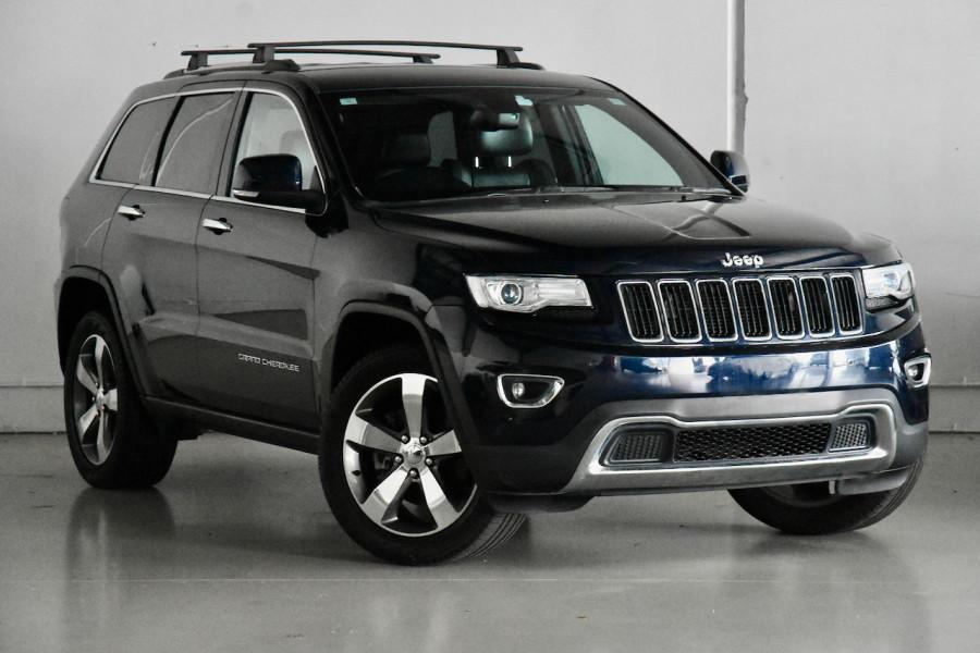 2014 Jeep Grand Cherokee WK MY2014 Limited Suv