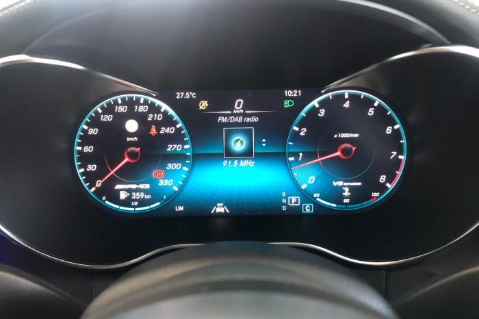 2021 Mercedes-Benz C Class Image 17