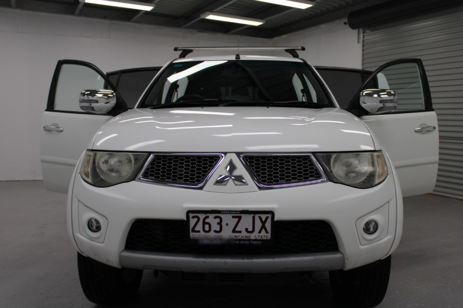 2014 MY15 Mitsubishi Triton MN  GLX-R Utility